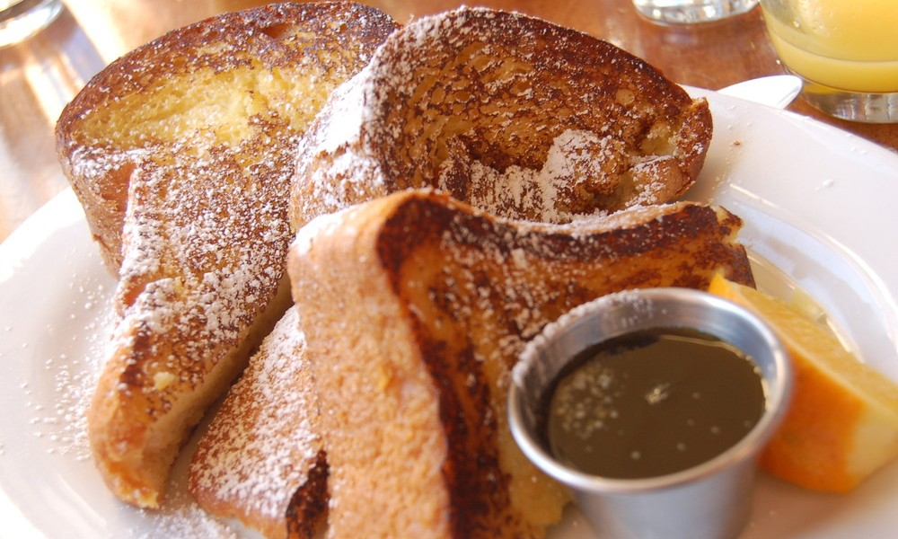 Real French Toast
