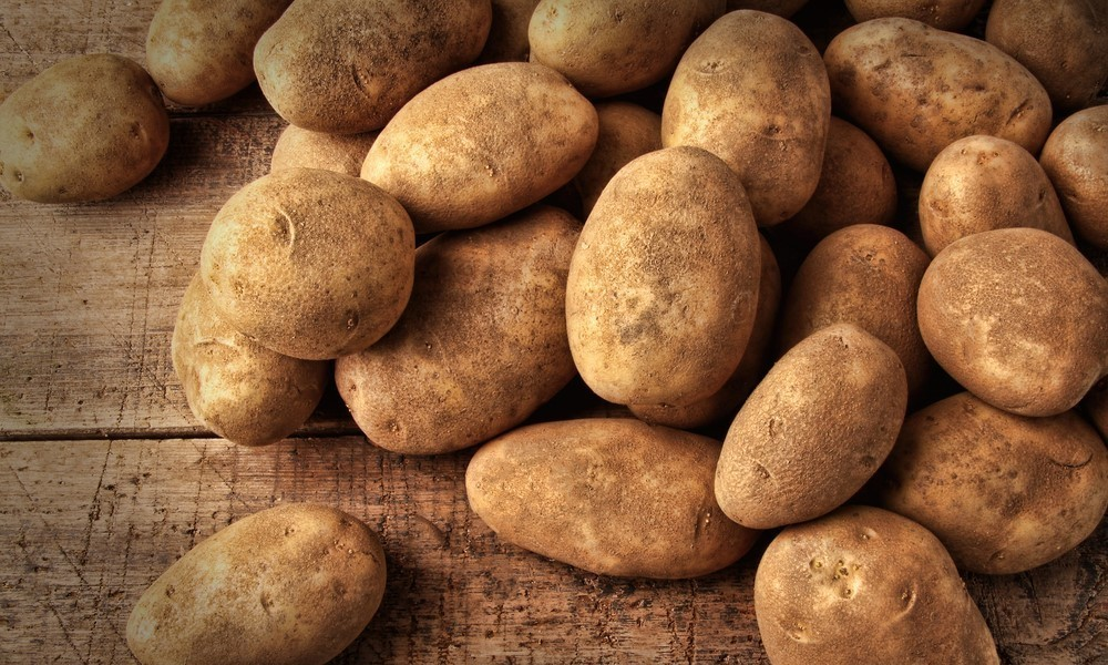 Bunch of Potatoes