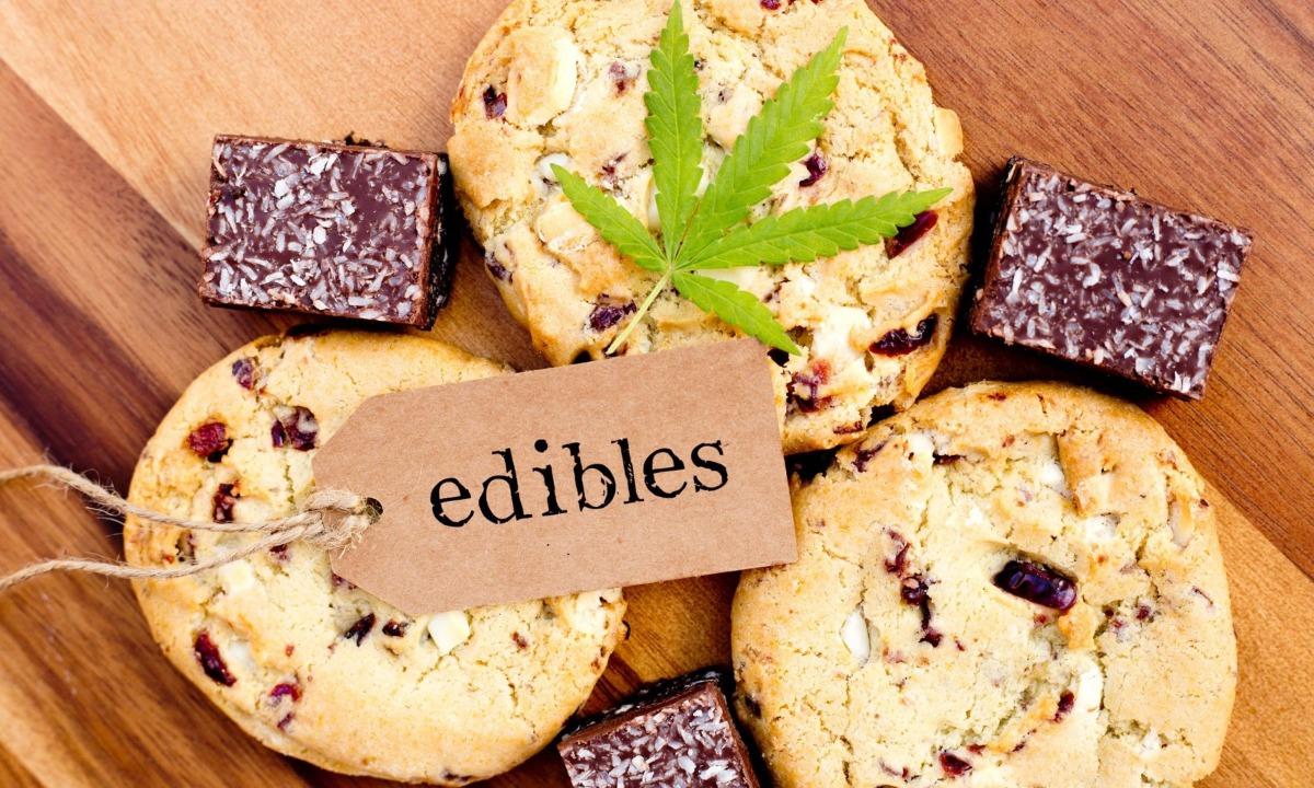 Cannabis Edibles Foods