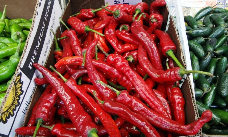Chili Pepper Benefits