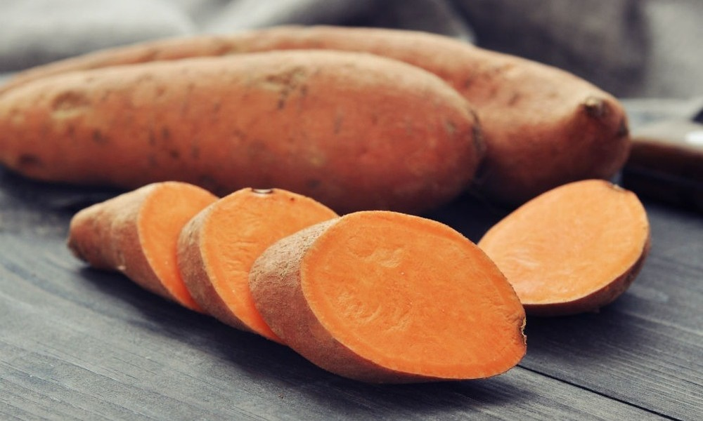 sweet potatoes, weight loss food